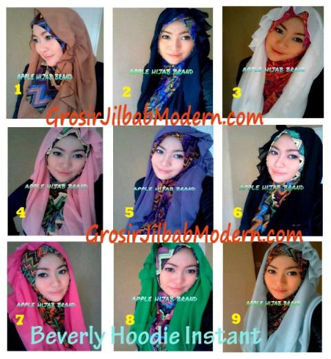 Jilbab Beverly Hoodie Series