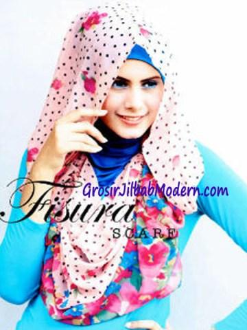 Jilbab Blossom Hoodie No 2