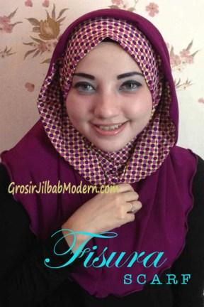 Jilbab Hoodie Laluna Series no 1
