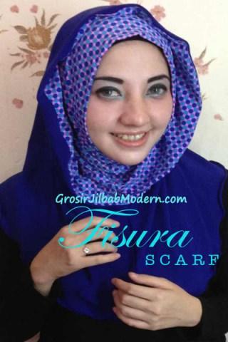 Jilbab Hoodie Laluna Series no 3