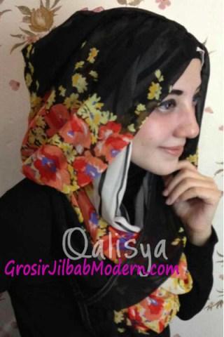 Jilbab Hoodie Danica Lisbeth 2 Salem