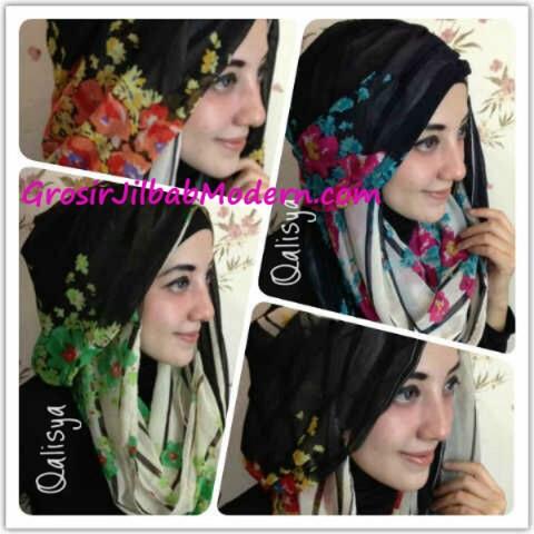 Jilbab Hoodie Danica Lisbeth Seri 2