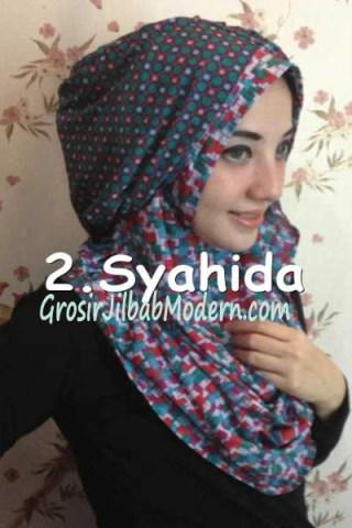 Jilbab Hoodie Ozle Bolak Balik no 2