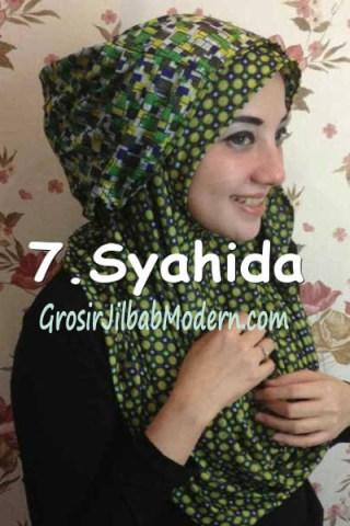 Jilbab Hoodie Ozle Bolak Balik no 7