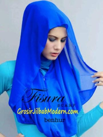Jilbab Hoodie Rehisya Benhur