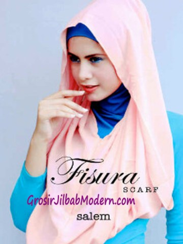 Jilbab Hoodie Rehisya Salem