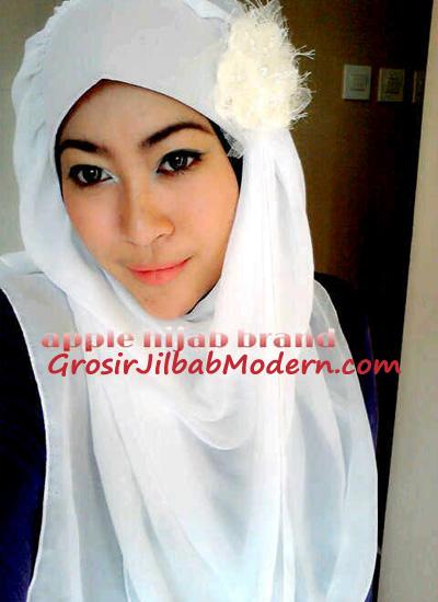 Jilbab Michaela Hoodie Pet Instant no 6