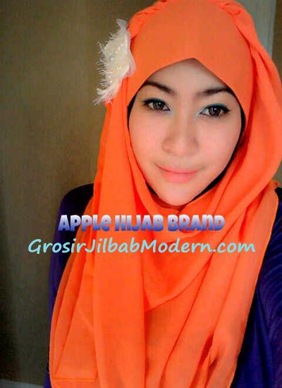 Jilbab Michaela Hoodie Pet Instant no 7