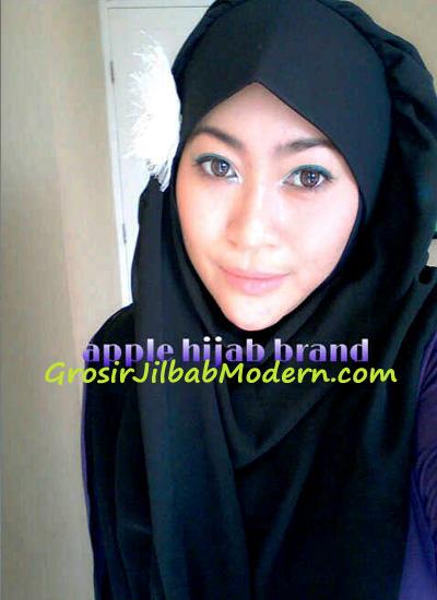 Jilbab Michaela Hoodie Pet Instant no 9