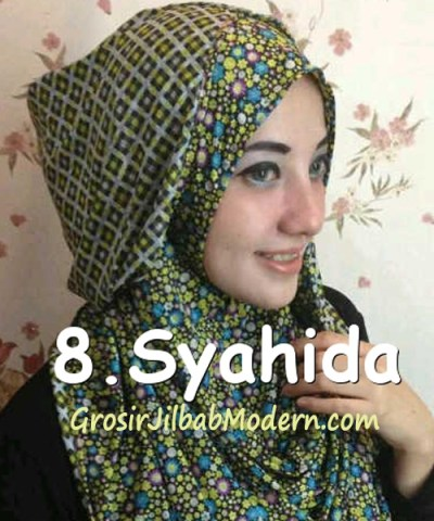 Jilbab Shenica Sunzel no 8