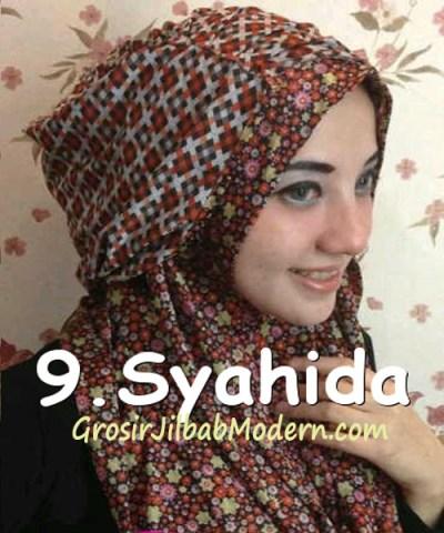 Jilbab Shenica Sunzel no 9