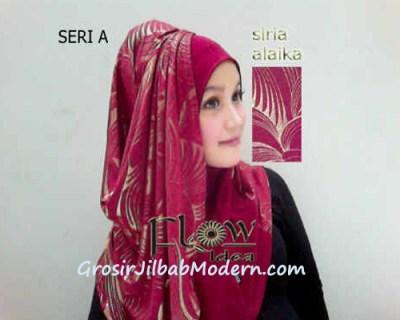 Jilbab Syria Alaika Marun SERI A
