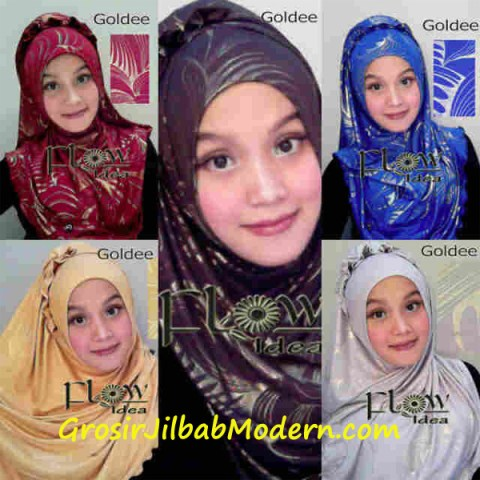Jilbab Syria Goldee Seri 2