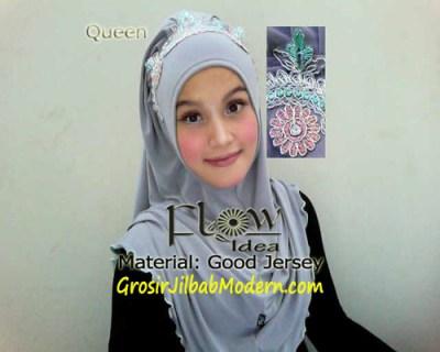 Jilbab Syria Queen Abu