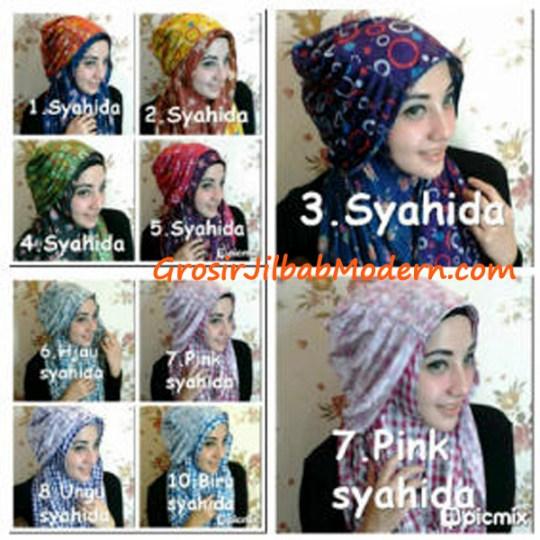 Jilbab Syria Shenica Series