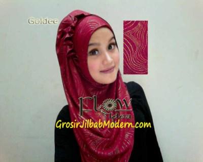 Jilbab Syria Goldee 1 Marun