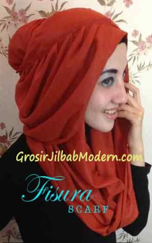 Jilbab Pocket Hoodie Series no 6