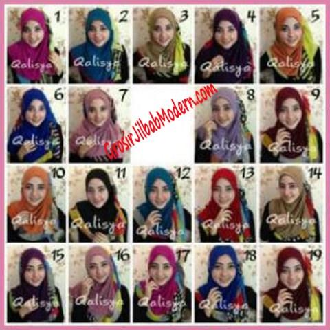 Jilbab Syria Athaa Seri 1 Limited Stock