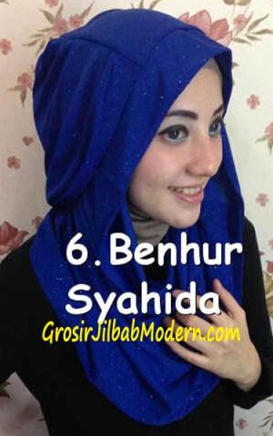 Jilbab Zura Hot Blink Hoodie no 6. Benhur