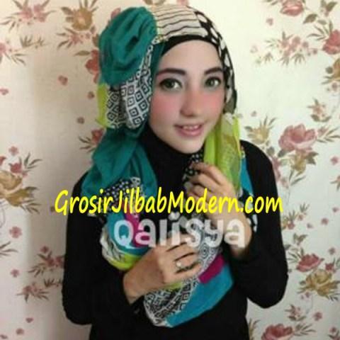 Jilbab Hoodie Noozie 2 No 1