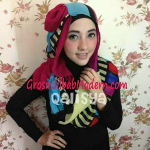Jilbab Hoodie Noozie 2 No 4