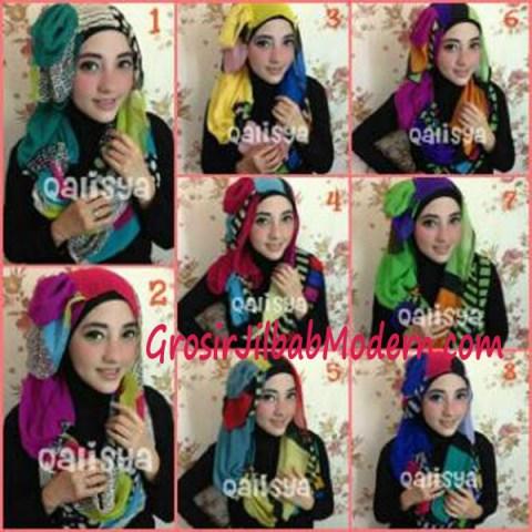 Jilbab Hoodie Noozie 2 Series