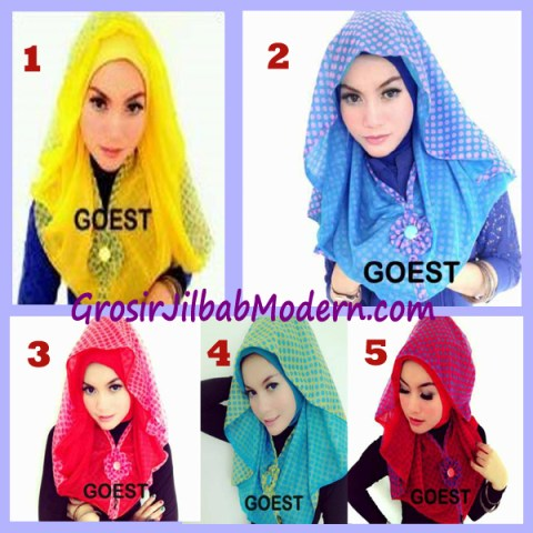 Jilbab Hoodie Of The Flow Series