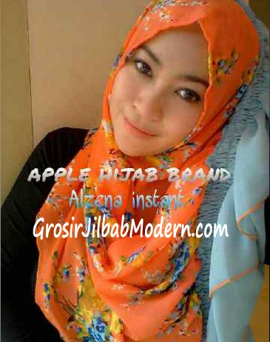Jilbab Instant Alzena Orens