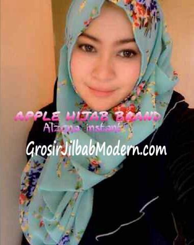 Jilbab Instant Alzena Toska