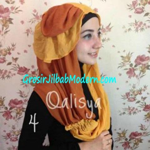 Jilbab Katnis Hoodie No 4