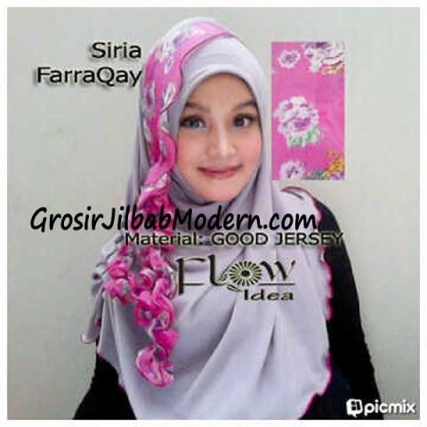 Jilbab Syria FarraQay Abu-Fanta