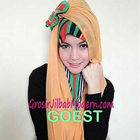 Jilbab Hoodie Instant Mahendra3