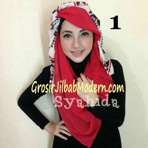 Jilbab Lindy Hoodie No 1