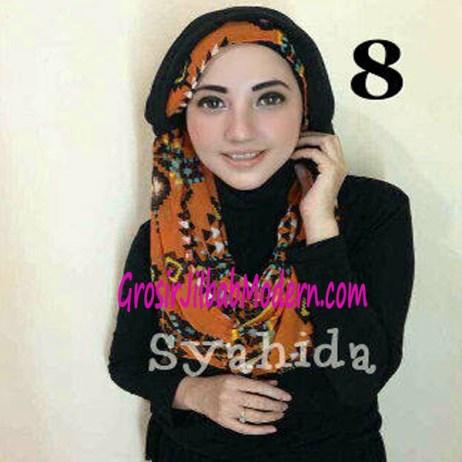 Jilbab Lindy Hoodie No 8