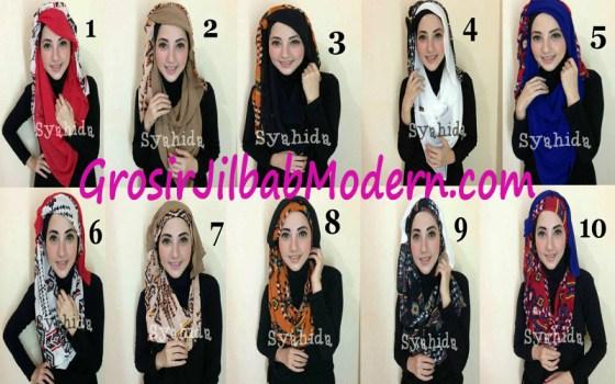 Jilbab Lindy Hoodie Series