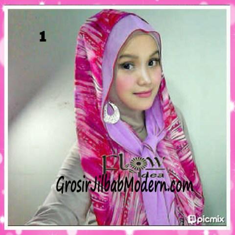 Jilbab Hoodie Scarft by FLOW No 1 Fanta