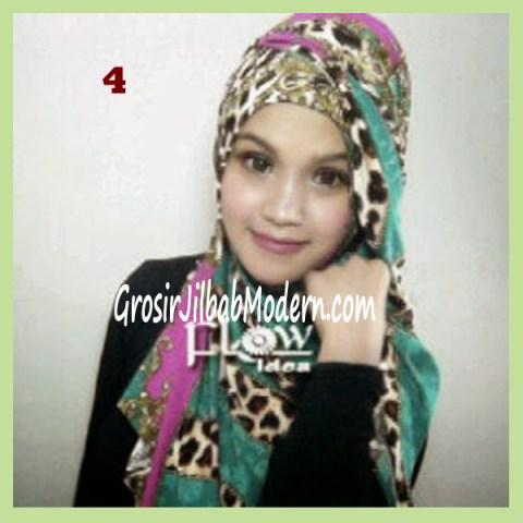Jilbab Syria Leoqui No 4 Toska