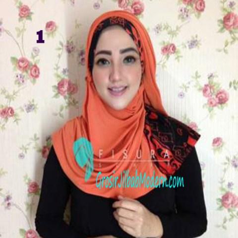 Jilbab Syria Lindsey No 1 Oren
