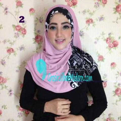 Jilbab Syria Lindsey No 2 Pink
