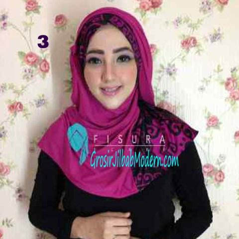 Jilbab Syria Lindsey No 3 Fanta