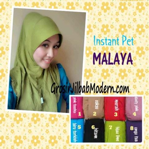 Jilbab Syria Pet Malaya