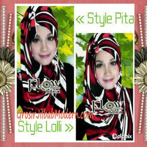 Jilbab Pashmina Syria Lollipita by Flow Idea Style Lolli2