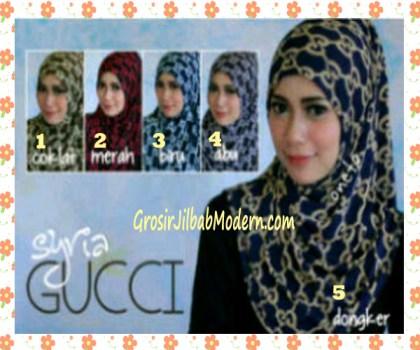 Jilbab Syria Gucci