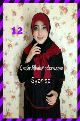 Jilbab Syria Jumbo Modis Pyar by Syahida No 12
