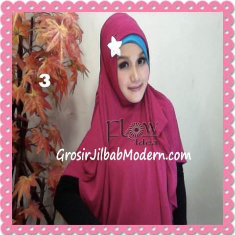 Jilbab Syria Jumbo Syar'i Jasmine by FLOW Idea No 3 Fanta