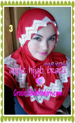 Jilbab Syria Syar'i J3nna by Apple Hijab Brand No 3