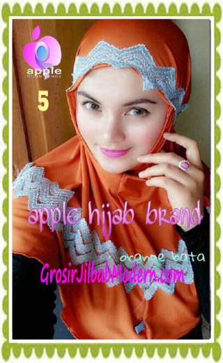 Jilbab Syria Syar'i J3nna by Apple Hijab Brand No 5