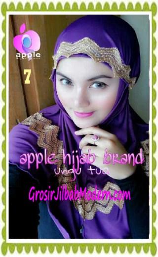 Jilbab Syria Syar'i J3nna by Apple Hijab Brand No 7
