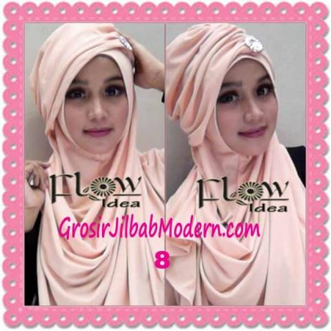 Jilbab Syria Topi Turban Almonda Trendy by FLOW Idea No 8 Salem