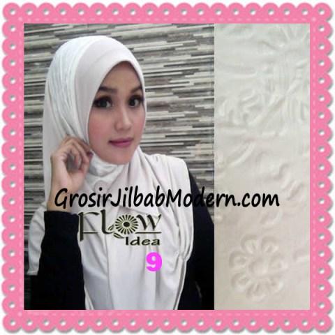 Jilbab Syria Modis Padma Original by Flow Idea No 9 Cream